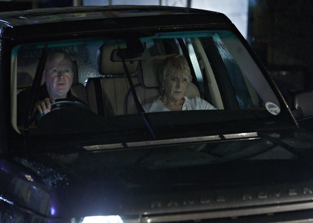 Phil faces a race against time in EastEnders