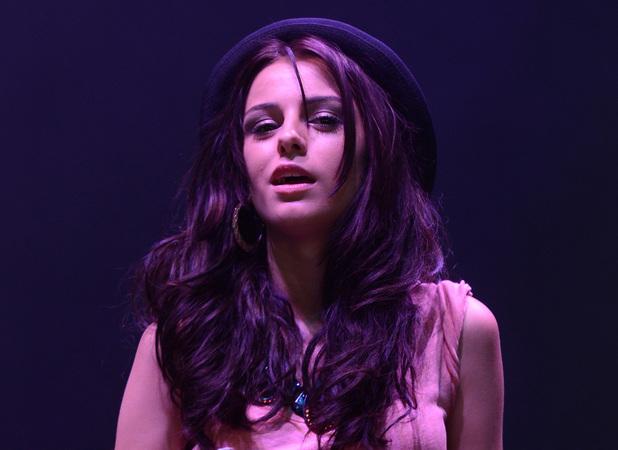 Cher Lloyd V Festival 2012 held at Hylands Park - Performances - Day Two Essex, England - 19.08.12 Mandatory Credit: WENN.com