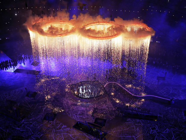 London 2012: Olympic Best Bits in pictures