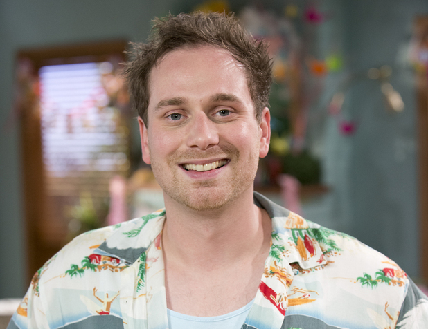 Patrick Harvey as Connor O'Neill in Neighbours