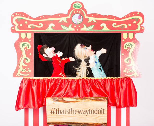 Punch and Judy Rebooted