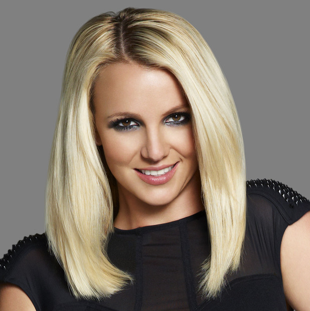 The X Factor USA: Britney Spears, official judges' headshot