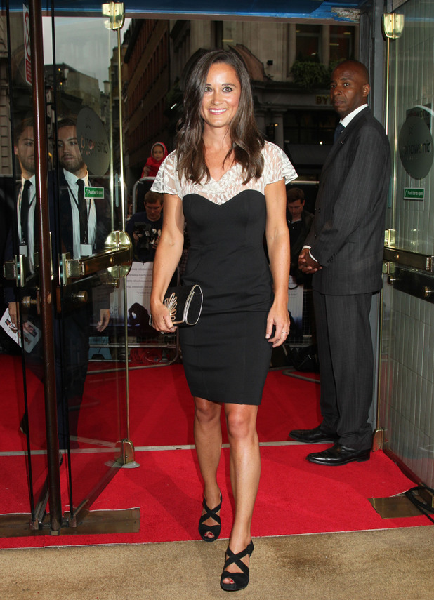Shadow Dancer premiere Pippa Middleton