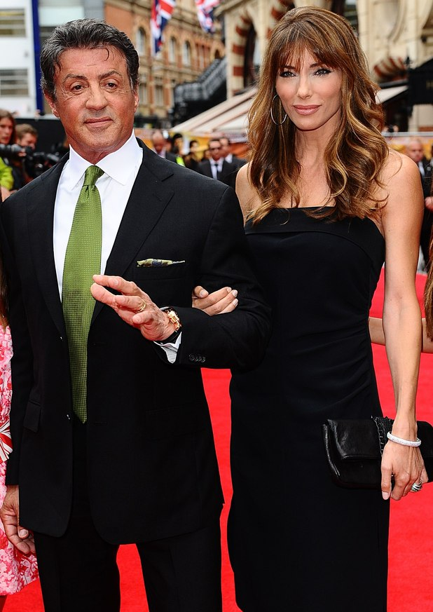 The Expendables 2 UK premiere gallery