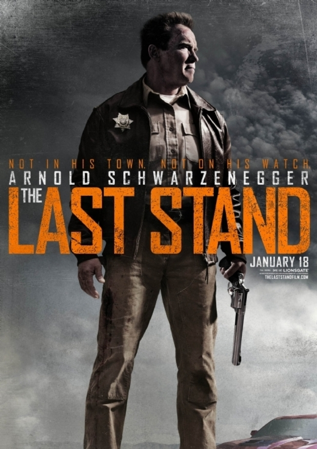 'The Last Stand' movie poster