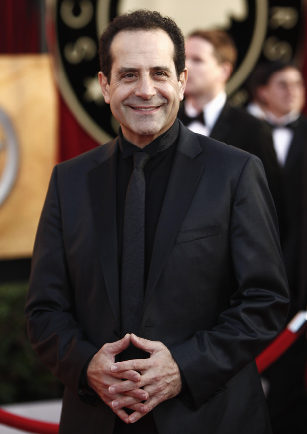Tony Shalhoub The Hunger Games: Catching Fire