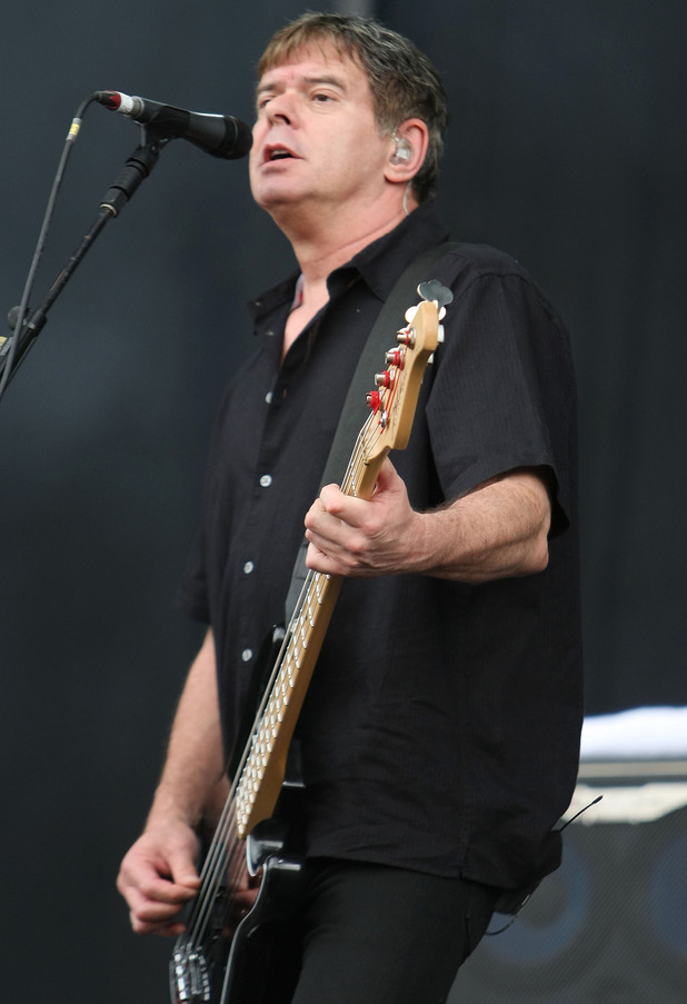 V Festival 2012: The Stranglers