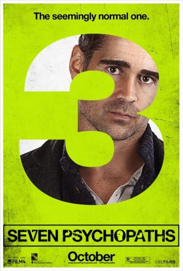 Colin Farrell in 'Seven Psychopaths'