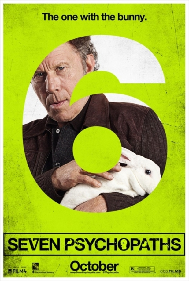 Tom Waits in 'Seven Psychopaths'