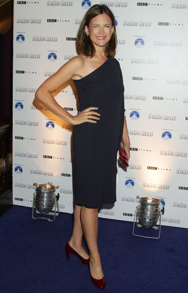 Shadow Dancer premiere Katie Derham