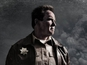 Schwarzenegger stars as a disgraced lawman who is called back into action.