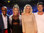 'X Factor' Britney gets awkward tribute