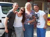 Corrie goes to Kenya, Fri 17 Aug