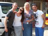 Corrie goes to Kenya, Fri 17 Aug