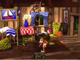 'Donkey Kong Country' screenshot