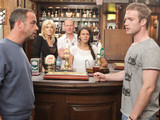 During a heated exchange, Tyrone blurts out that Tommy was using the garage for a drug scam. A furious Kevin turns to Tommy for answers