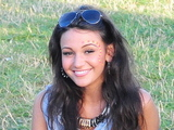 Michelle Keegan (R)