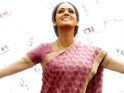 The actress is preparing for her Bollywood comeback with English Vinglish