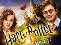 New images and cover art revealed for Harry Potter for Kinect.