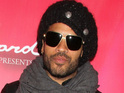 "Lenny Kravitz says it is ""a thrill"" to design his good friend's chatshow set."