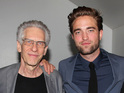 Robert Pattinson has high praise for Cosmopolis director on Daily Show appearance.