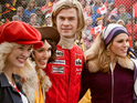 Chris Hemsworth and Daniel Brühl star in the '70s-set Formula 1 biopic.