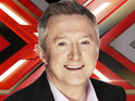 Louis Walsh doesn't believe his act stand a chance in the public vote.