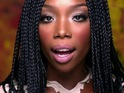 Brandy reveals a track from her upcoming studio album.