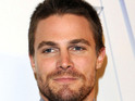Stephen Amell also opens up about his nude scenes on previous show Hung.