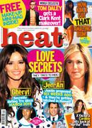 Heat magazine August 21