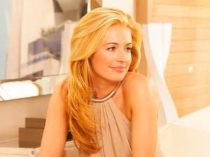 Cat Deeley, Pantene Pro-V for Cancer Hair Care