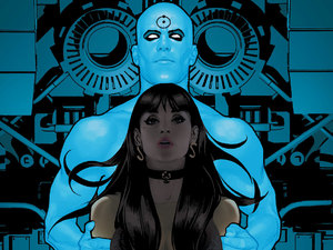 &#39;Before Watchmen: Dr Manhattan&#39; #1 