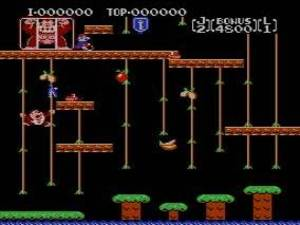 'Donkey Kong Jr.' screenshot