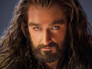 The Hobbit: Richard Armitage as Thorin Oakenshield