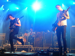 Reading/Leeds Festival 2012 acts: The Maccabees 