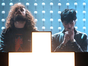 Reading/Leeds Festival 2012 acts: Justice