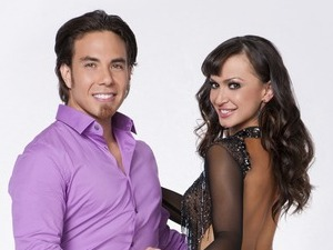 Dancing With The Stars: All-Stars pairs: Apolo Anton Ohno & Karina Smirnoff