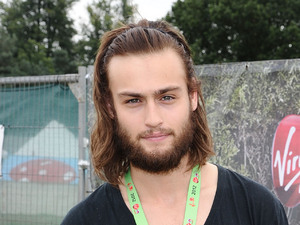 Douglas Booth, V festival 2012, Virgin Media Louder Lounge at Virgin Mobile V Festival