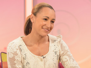 Jessica Ennis on ITV1&#39;s Lorraine