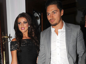 Lucy Mecklenburgh and Mario Falcone at TOWIE's wrap party held at 5 Cavendish Club London, England - 22.08.12 Mandatory Credit: Craig Harris/WENN.com