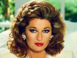 Stephanie Beacham in 'Dynasty'