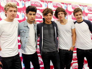 One Direction Party in the Park 2012 at Temple Newsam Park - Backstage Leeds, England - 22.07.12 Mandatory Credit: Mark Cavill/WENN.com