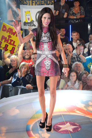 Jasmine Lennard evicted from Big Brother