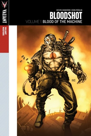 'Bloodshot' reprint