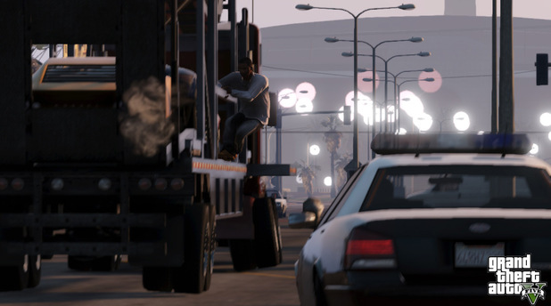 'Grand Theft Auto V' screenshot