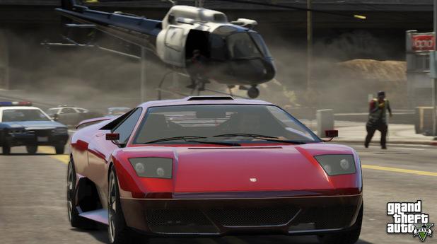 'Grand Theft Auto V' screenshot