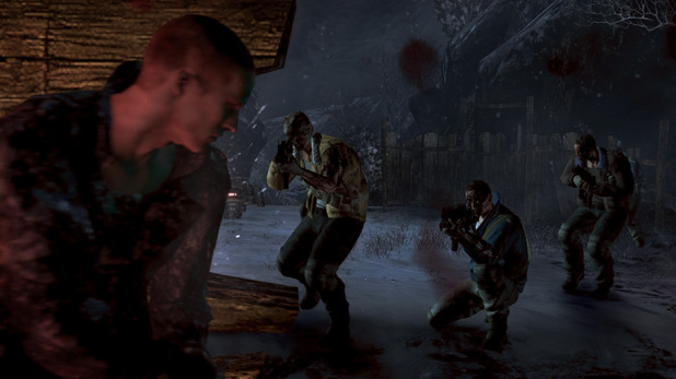 'Resident Evil 6' screenshot