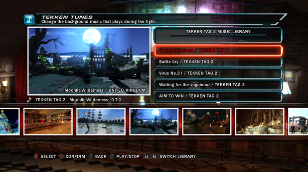 Tekken Tag Tournament 2 screenshots