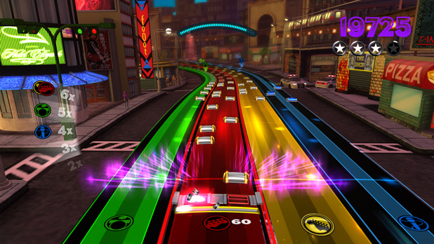 'Rock Band Blitz' screenshot