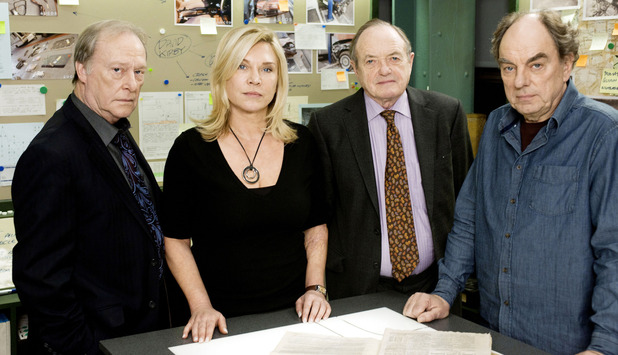 Cast of BBC Show &#39;New Tricks&#39;